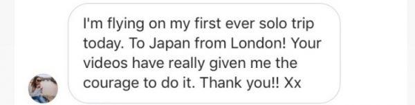 grrrltraveler travel testimonials jp