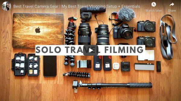 youtube film eguipment list
