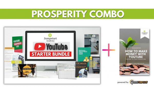youtube starter bundle combo